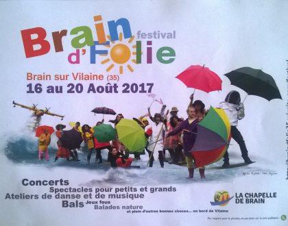 Brain d'Folie : C'est parti !