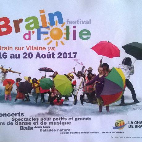 Brain d'Folie : le programme