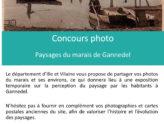 Concours photos sur le Marais de Gannedel ...