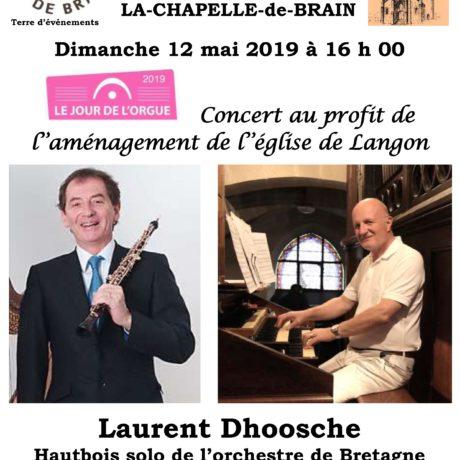 Concert Haubois et Orgue ...
