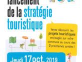 Lancement de la stratégie touristique ...