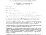 Arrêté préfectoral : Réglementation de la vente de produits inflammables pour la Fête Nationale
