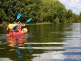 Des vacances en Kayak ...